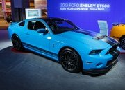 2013 Ford Mustang Shelby GT500 - image 447981