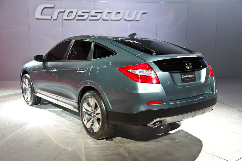 2013 honda crosstour concept review top speed. Black Bedroom Furniture Sets. Home Design Ideas