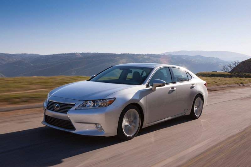 2013 Lexus ES High Resolution Exterior Wallpaper quality - image 447231