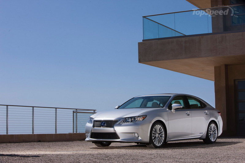 2013 Lexus ES High Resolution Exterior - image 447226