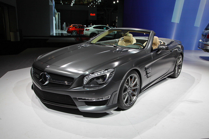 2013 Mercedes-Benz SL 65 AMG 45th Anniversary Exterior AutoShow - image 447581