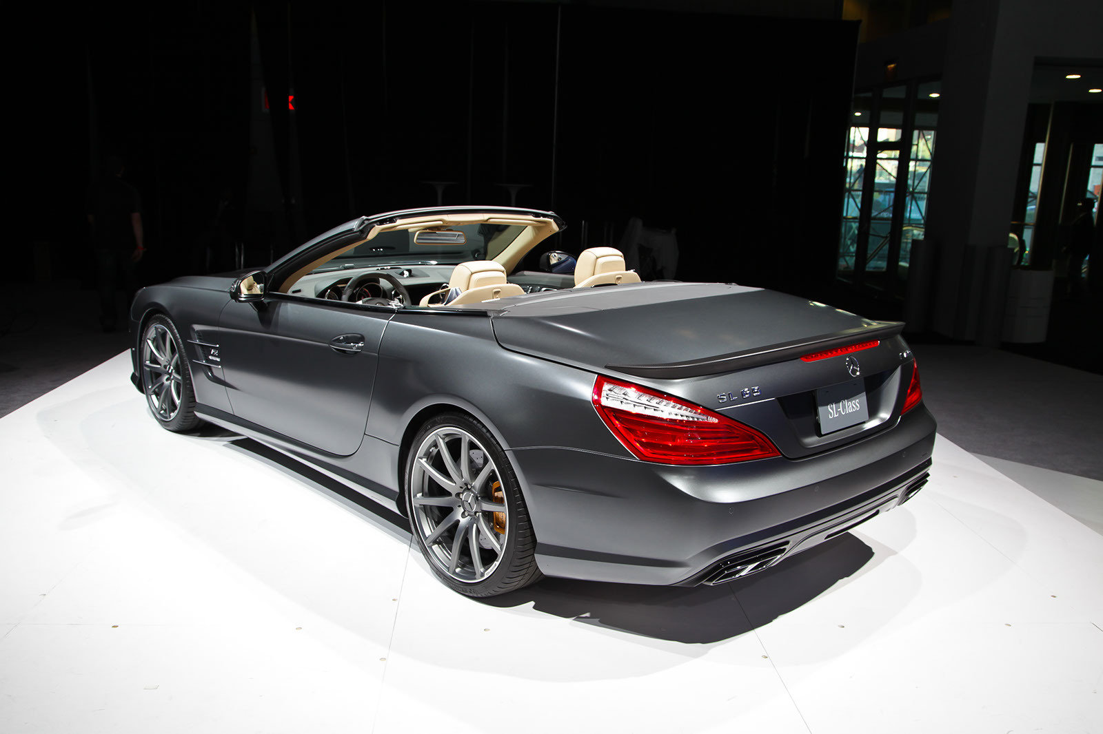 2013 mercedes benz sl 65 amg 45th anniversary picture 447583 car review top speed. Black Bedroom Furniture Sets. Home Design Ideas