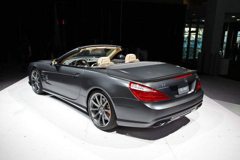 2013 Mercedes-Benz SL 65 AMG 45th Anniversary Exterior AutoShow - image 447583