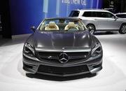 2013 Mercedes-Benz SL 65 AMG 45th Anniversary - image 447586