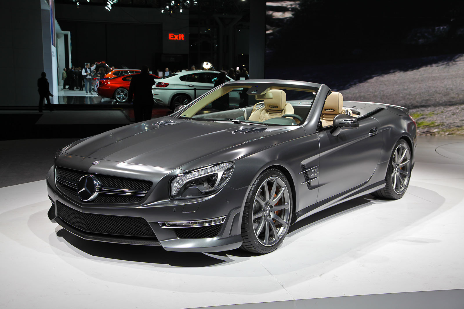2013 mercedes benz sl 65 amg 45th anniversary picture 447580 car review top speed. Black Bedroom Furniture Sets. Home Design Ideas