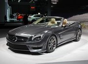 2013 Mercedes-Benz SL 65 AMG 45th Anniversary - image 447580