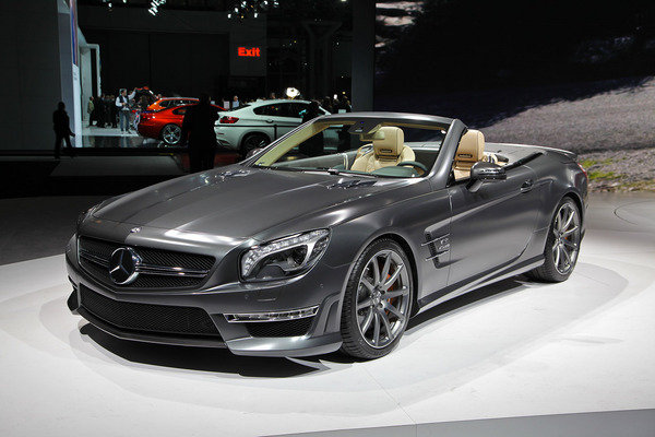 Acura Exotic Car >> 2013 Mercedes-Benz SL 65 AMG 45th Anniversary | car review @ Top Speed
