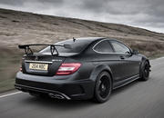 2013 Mercedes C63 AMG Black Series Coupe - image 450526