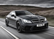 Mercedes C-Class 2013 Mercedes C63 AMG Black Series UK Edition