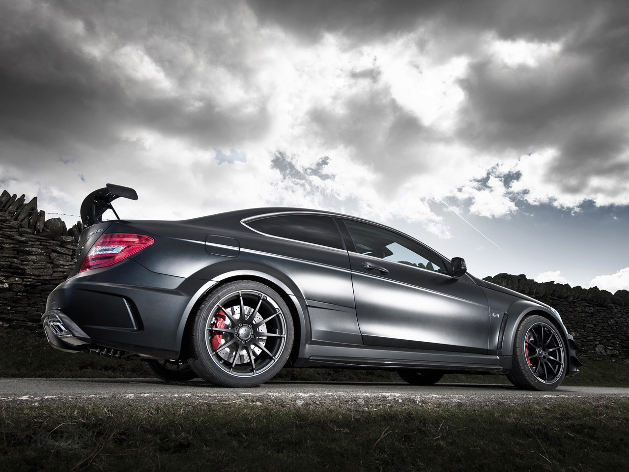 2013 Mercedes C63 Amg Black Series Coupe Picture 450532