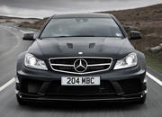 2013 Mercedes C63 AMG Black Series Coupe - image 450523