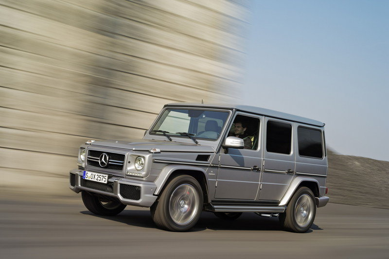 2013 Mercedes G63 AMG High Resolution Exterior Wallpaper quality - image 450416
