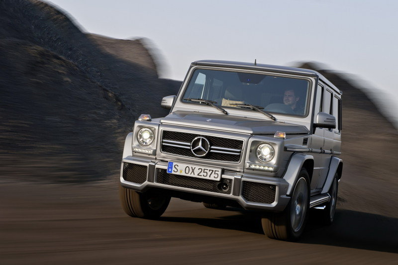 2013 Mercedes G63 AMG High Resolution Exterior - image 450403