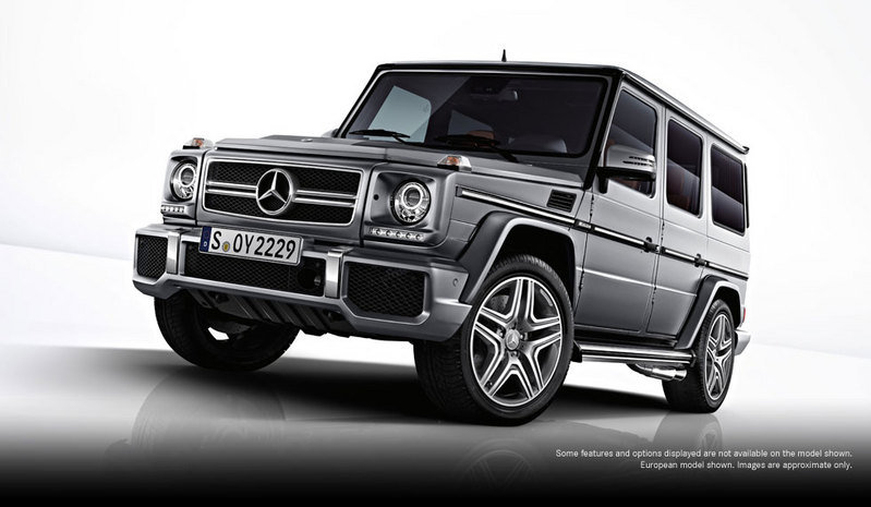 2013 Mercedes G63 AMG Exterior - image 449455