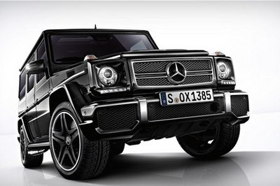 2013 Mercedes G65 AMG Exterior - image 450391