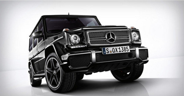 2013 Mercedes G65 AMG | car review @ Top Speed