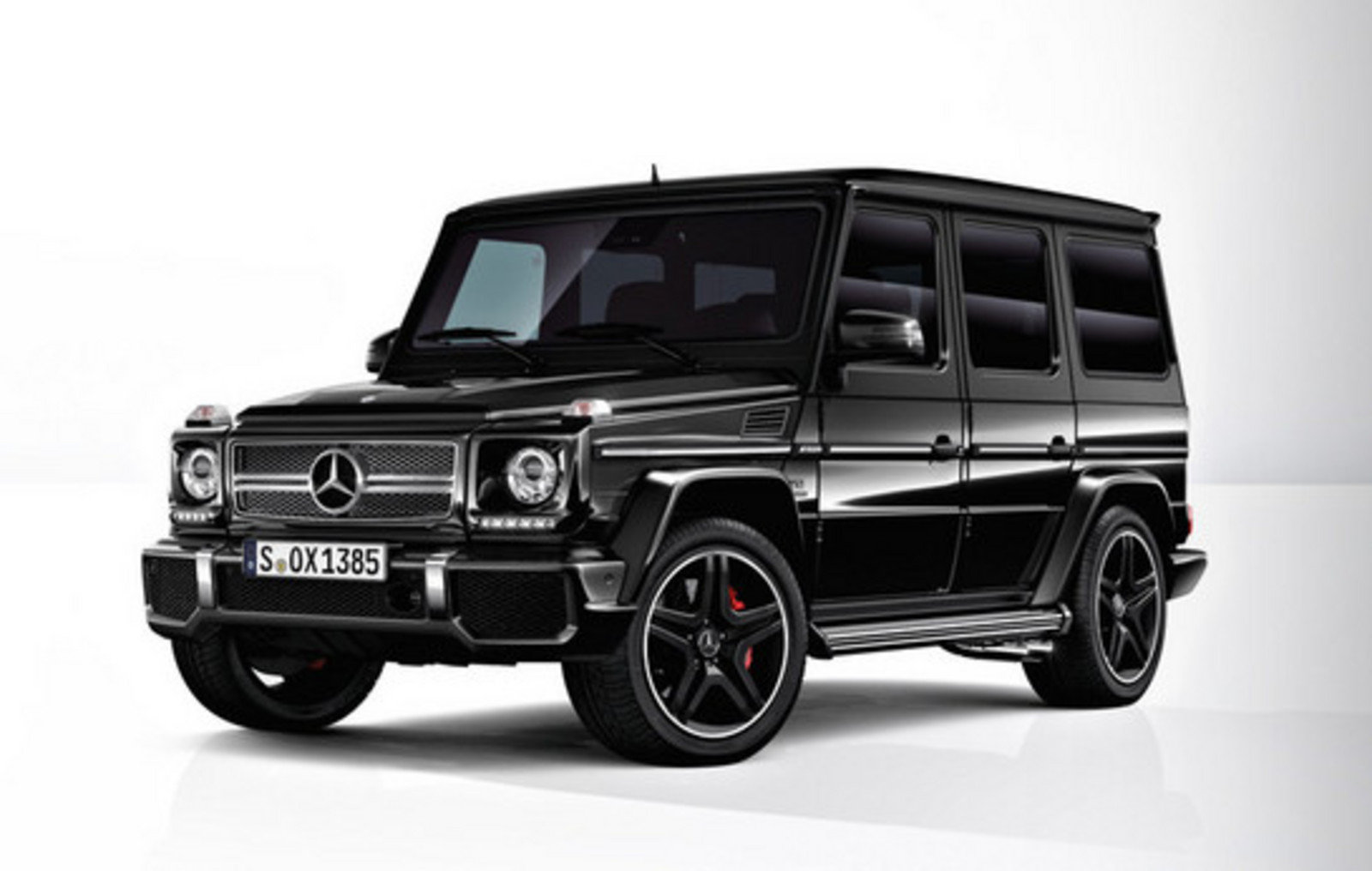 2013 Mercedes G65 AMG Review - Top Speed