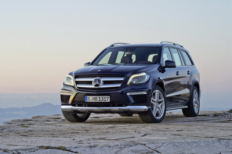 2013 Mercedes GL-Class High Resolution Exterior Wallpaper quality - image 446998