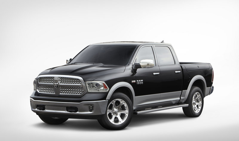 2013 - 2014 Ram 1500 High Resolution Exterior - image 447832