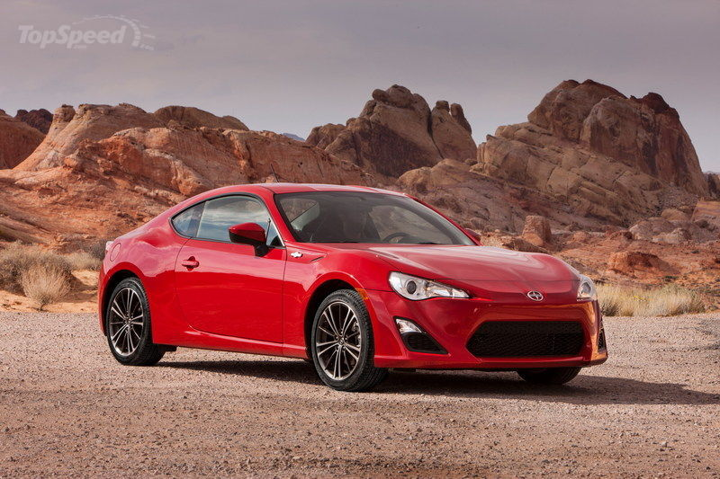 2013 - 2015 Scion FR-S High Resolution Exterior - image 451578