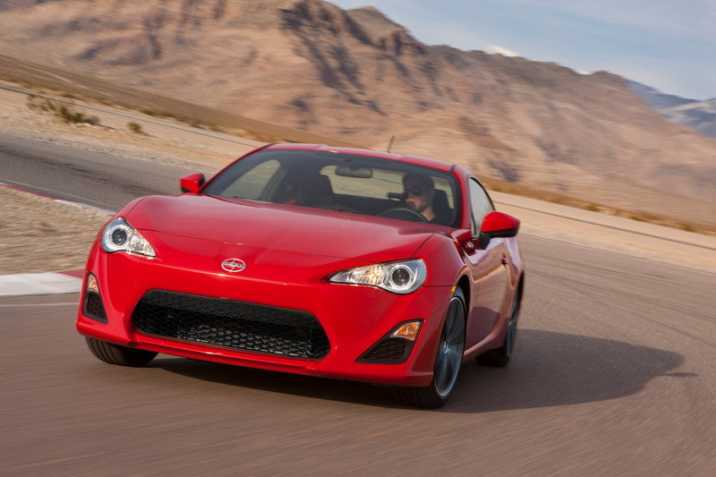 2013 - 2015 Scion FR-S High Resolution Exterior - image 451580