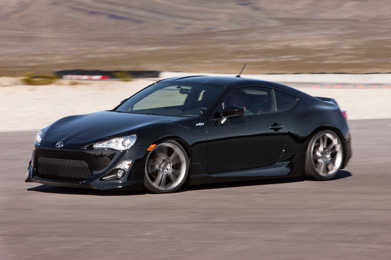 2013 - 2015 Scion FR-S High Resolution Exterior - image 451583