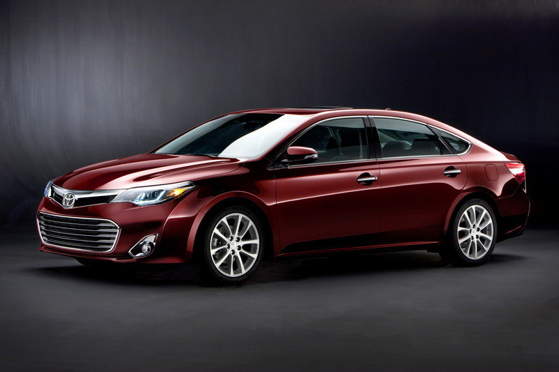 2013 Toyota Avalon High Resolution Exterior Wallpaper quality - image 447656