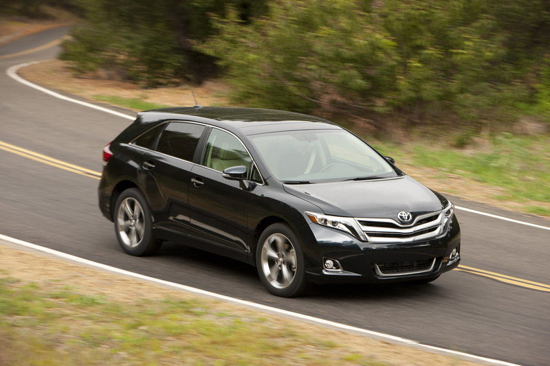 2013 Toyota Venza High Resolution Exterior - image 446630