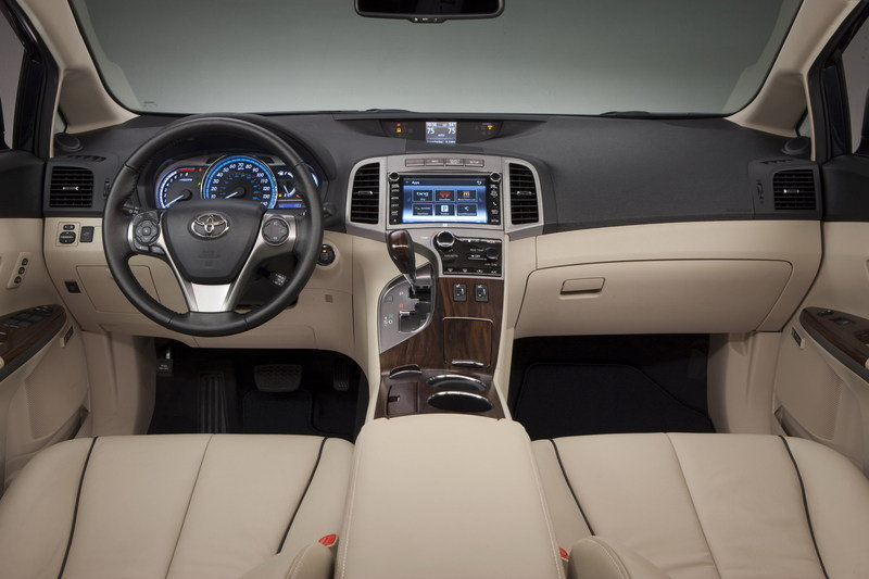 2013 Toyota Venza High Resolution Interior - image 446625