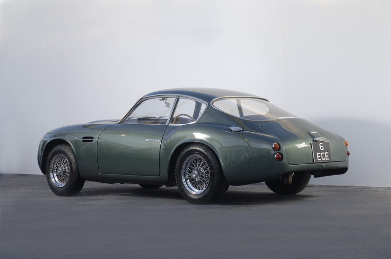 1991 Aston Martin DB4 GT Zagato Sanction II