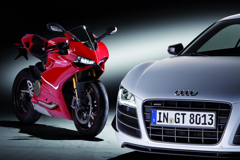 Audi officially buys Ducati Exterior - image 450178