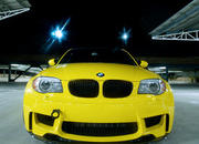 BMW 1-Series M Coupe Dakar Yellow