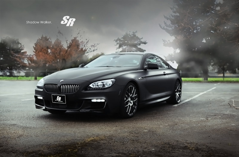 "2012 BMW 650i ""Shadow Walker"" by SR Auto Group"