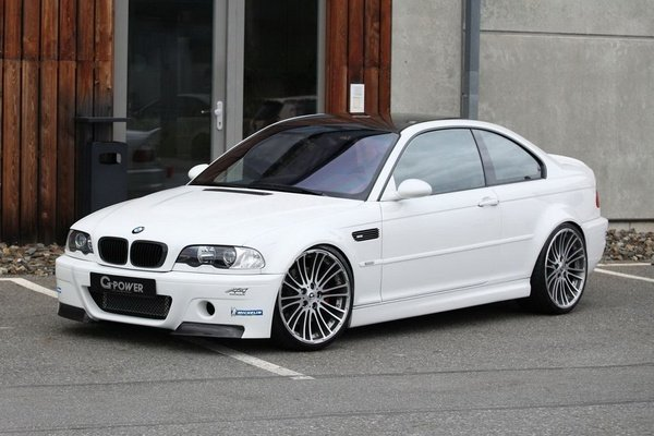 bmw m3 e46 by g-power picture