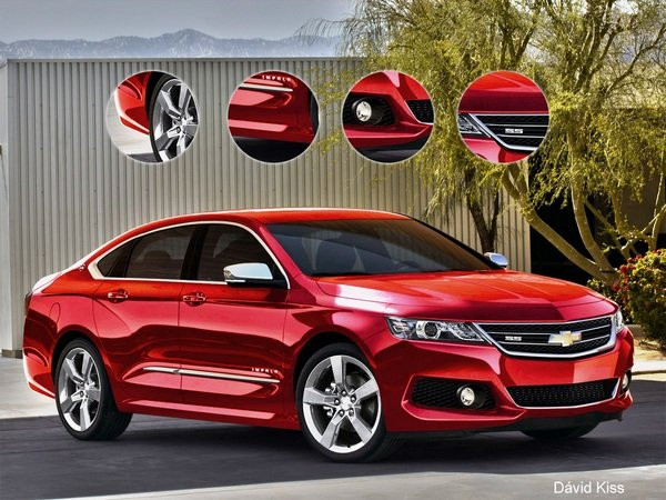 2015 Chevrolet Impala SS Review - Top Speed