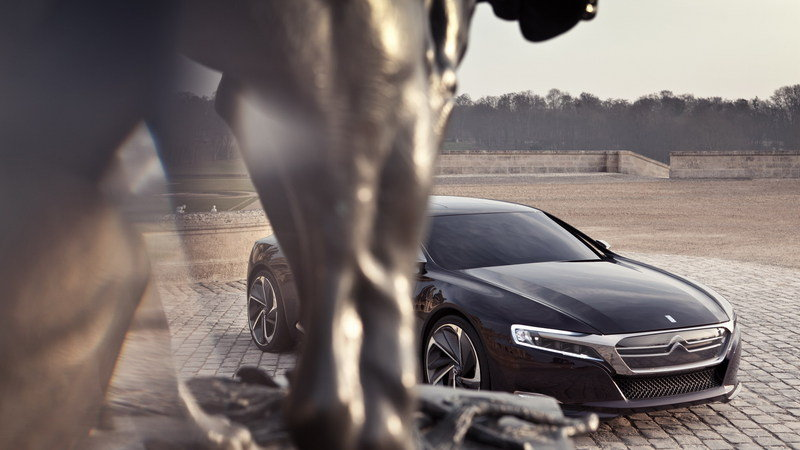 DS Announces a Flagship to take on the BMW 5 series; Is it the Numero 9 in Production Guise?