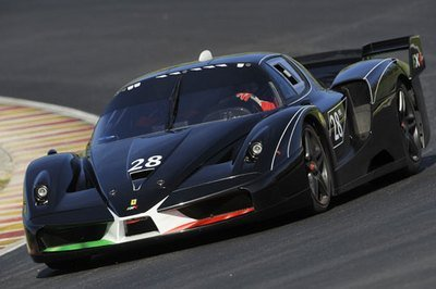 RM Auctions serves up a Ferrari FXX Evoluzione