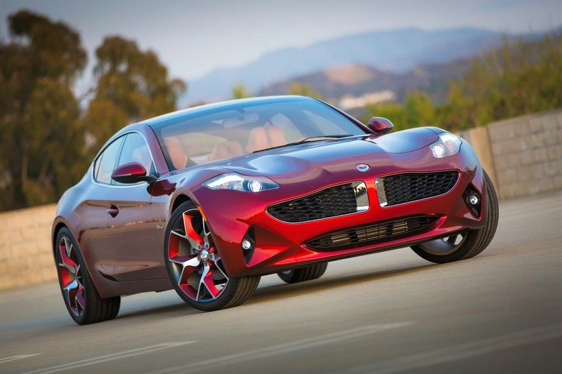 2013 Fisker Atlantic High Resolution Exterior - image 446880