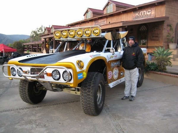 """2009 - 2011 Ford """"Bronco"""" Trophy Truck News - Top Speed"""