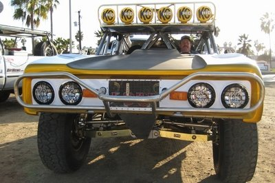 "2009 - 2011 Ford ""Bronco"" Trophy Truck"