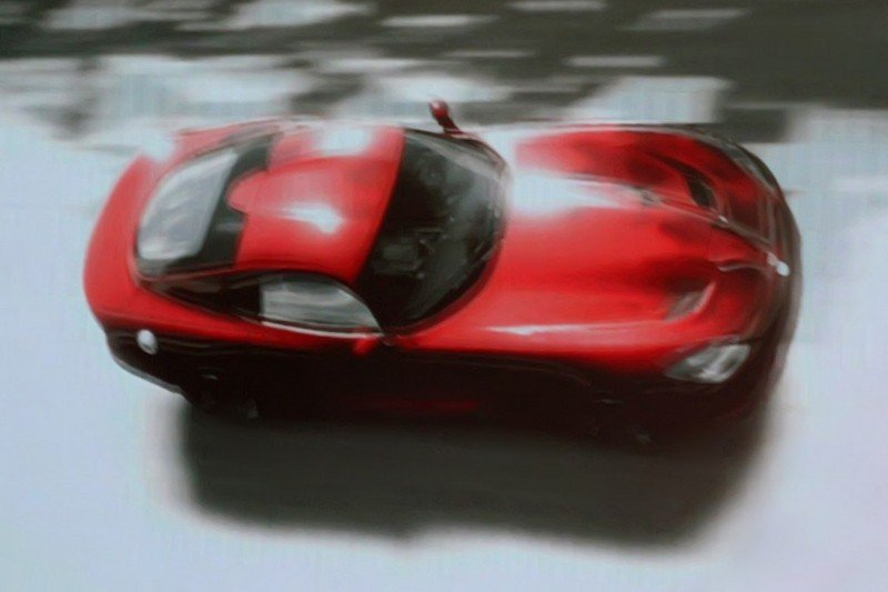 Here it is! The 2013 SRT Viper