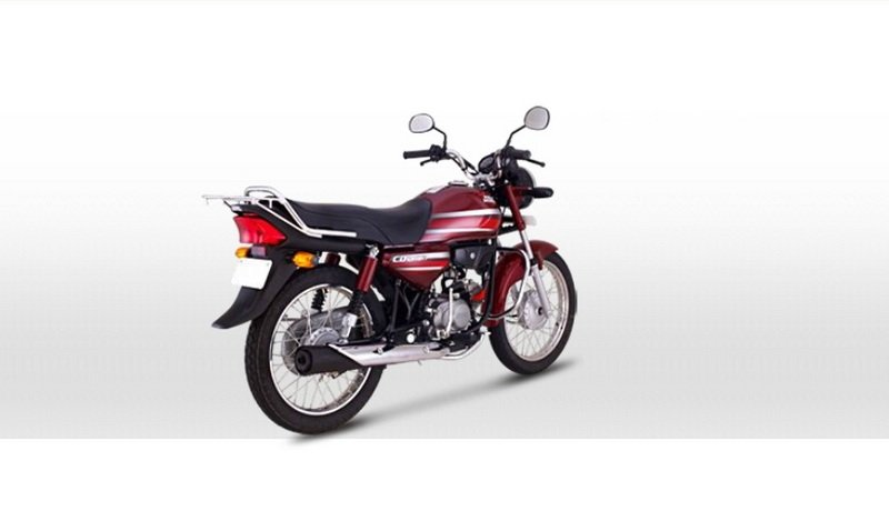 2012 Hero Honda CD-Dawn Exterior - image 452049
