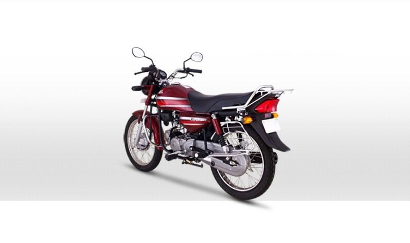 2012 Hero Honda CD-Dawn Exterior - image 452050