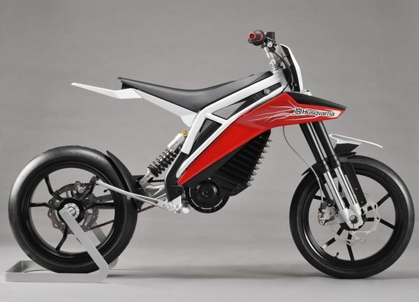 husqvarna e-go concept electric motorcycle picture