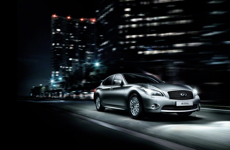 2012 Infiniti M Long Wheelbase
