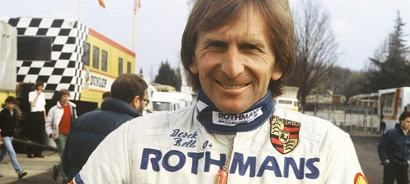 Inside the Cockpit: Le Mans Legend Derek Bell Talks About Driving 238 mph, Among Other Things