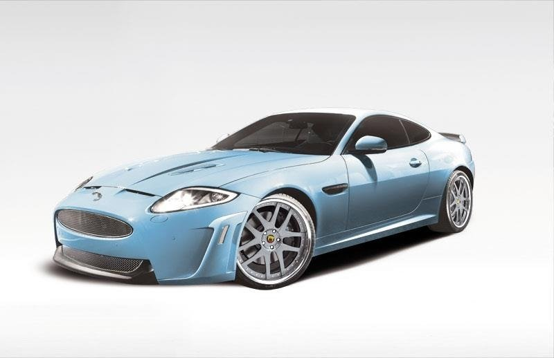 2012 Jaguar XKR-S by Arden