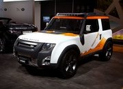 2013 Land Rover DC100 Expedition Concept - image 447504