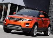 Land Rover Evoque Vesuvius Edition by Kahn Design