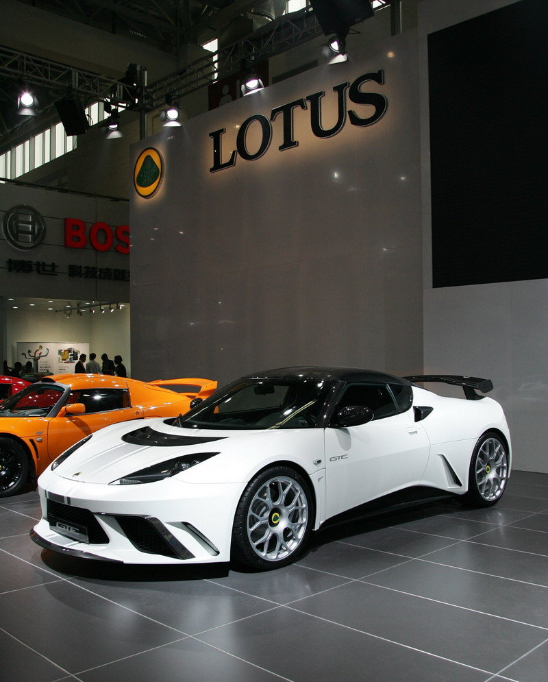 2012 Lotus Evora GTE China Limited Edition Review